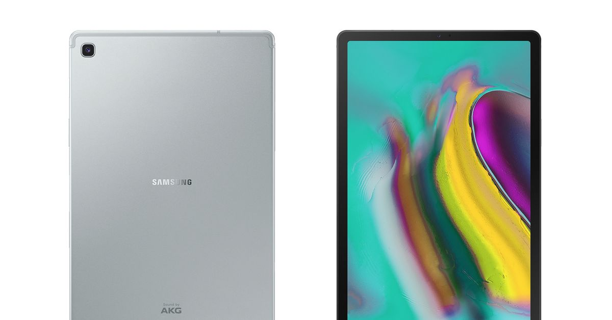 Samsung's Tab 5Se tablet reportedly loses Wi-Fi if you hold it wrong