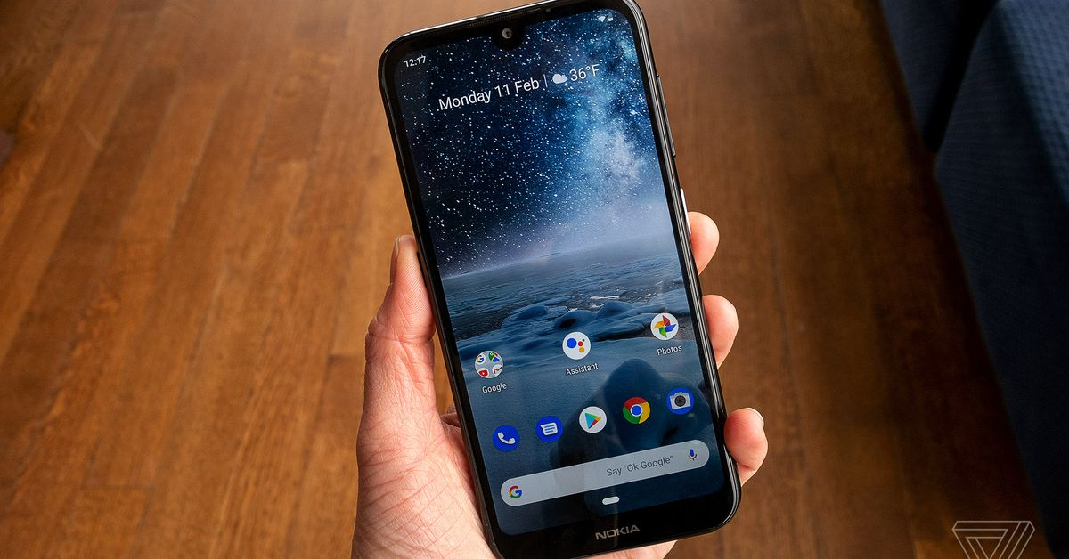 The Nokia 4.2 gets a US release date and $189 price tag
