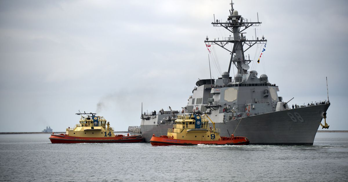 The US Navy is planning to equip a destroyer with a laser system by 2021