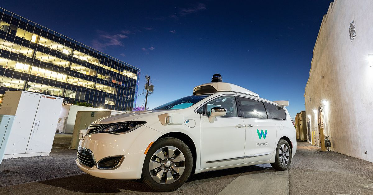 Waymo's self-driving cars are now available on Lyft's app in Phoenix