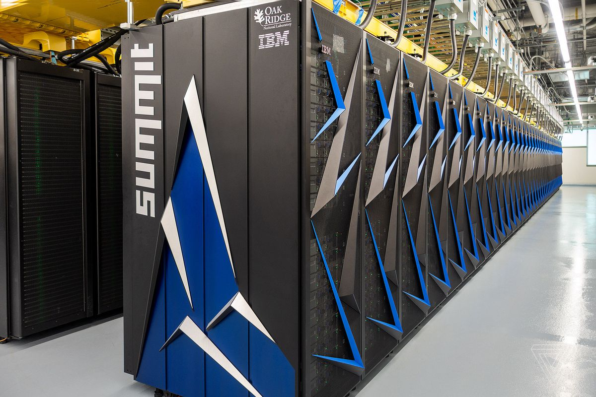 World's fastest supercomputer will be built by AMD and Cray for US government