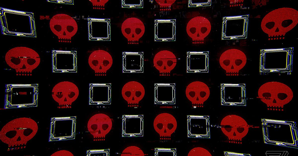 ZombieLoad attack lets hackers steal data from Intel chips