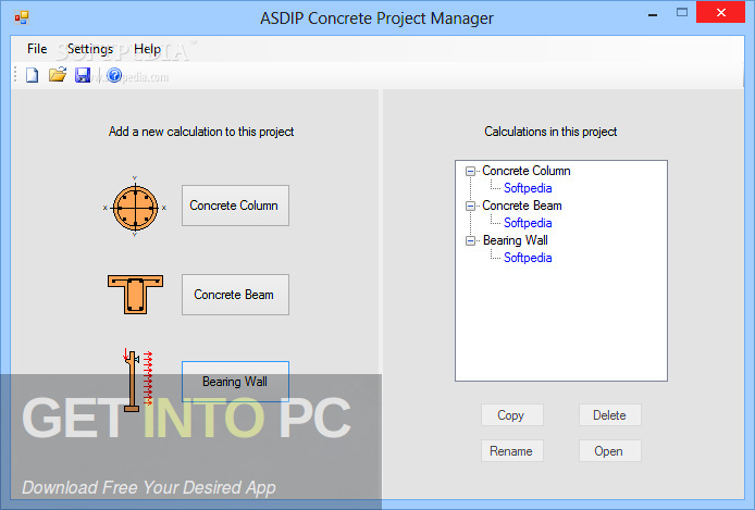 ASDIP Structural Concrete 3 3 5 Free Download - Get Into PC