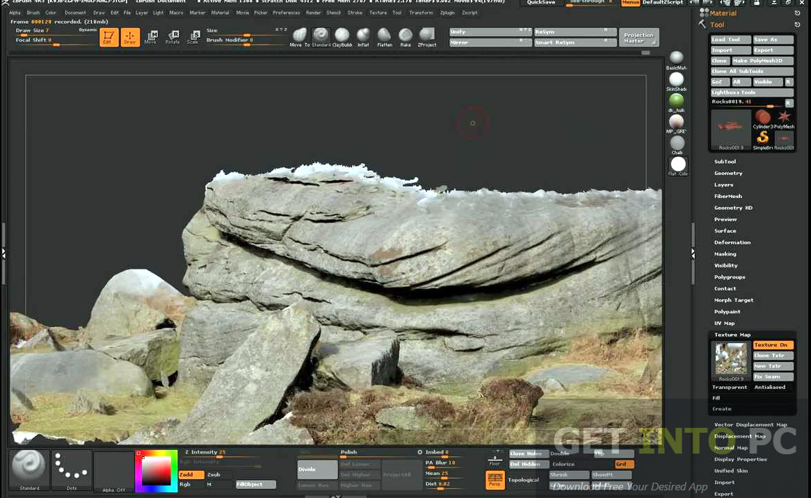 Download the latest version of Agisoft Photoscan Pro
