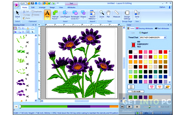Pe Design 6 Embroidery Software Free Download Get Into Pc