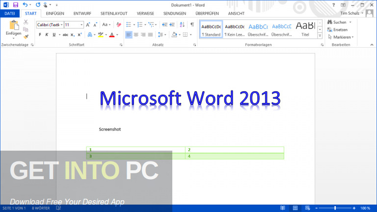 Office 2013 Professional Plus in June 2019 Direct link Download-GetintoPC.com