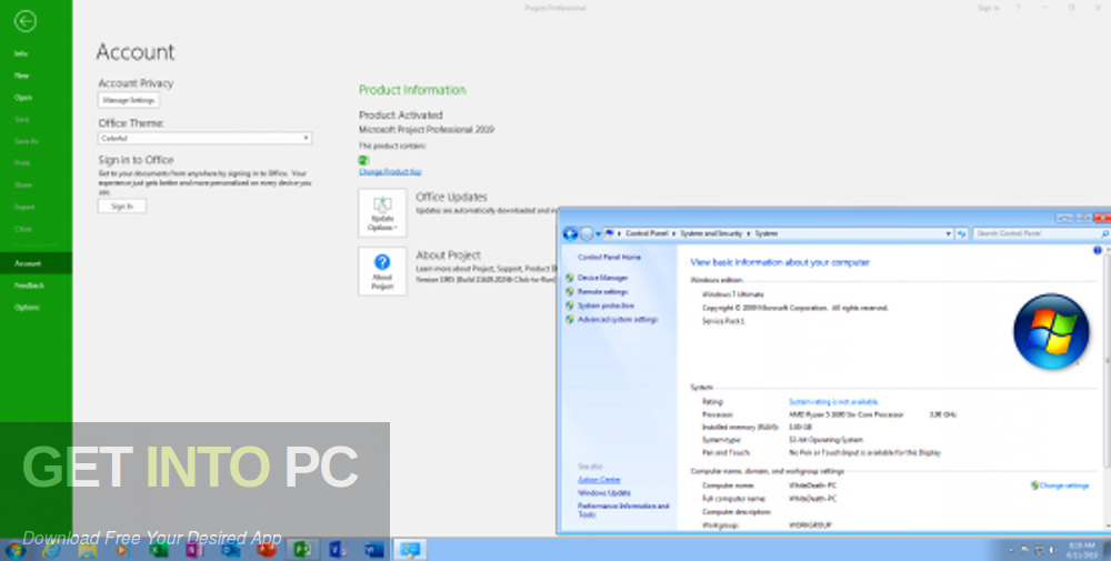 Office 2019 Professional Plus Updated June 2019 Download - Get Into PC