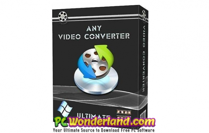 Any Video Converter Ultimate 6 Free Download - Get Into Pc