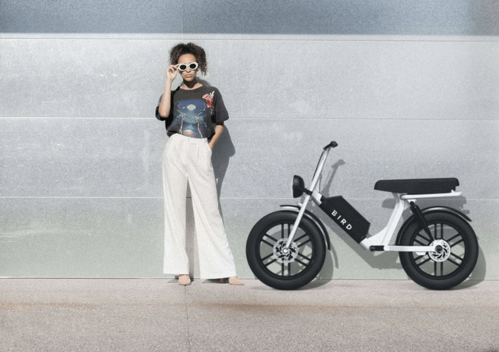 Bird is launching an electric moped this summer