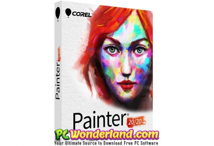 Corel Painter 2020 Free Download - PC Wonderland