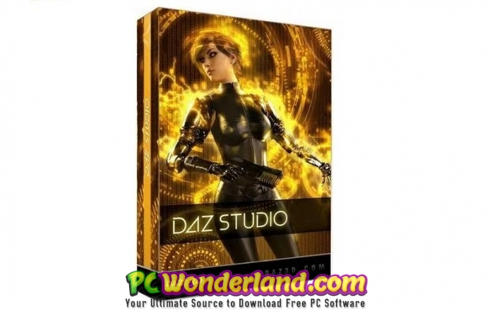 DAZ Studio Pro 4 Free Download – Get Into PC