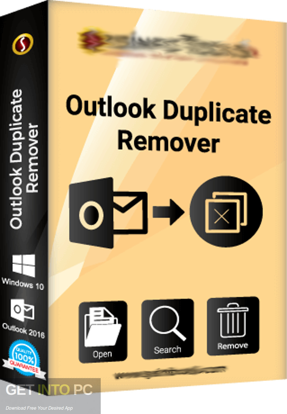 Duplicate Email Remover for Outlook Free Download-GetintoPC.com