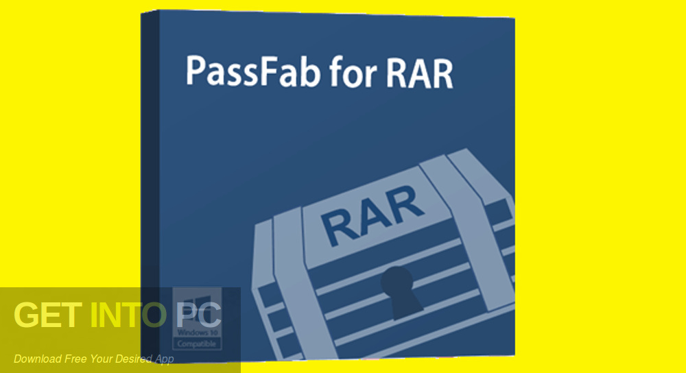 Download PassFab for RAR - Get Into PC