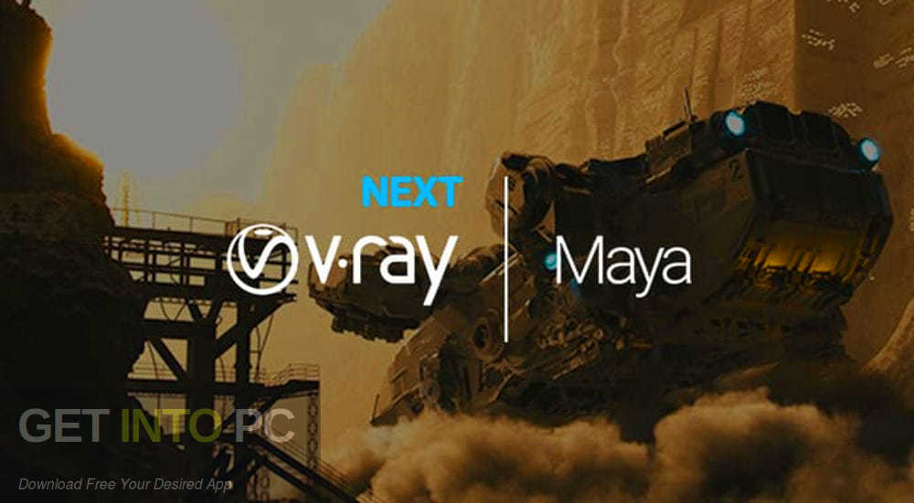 Download V-Ray Next for Maya 2018 / 2017 / 2016 / 2015