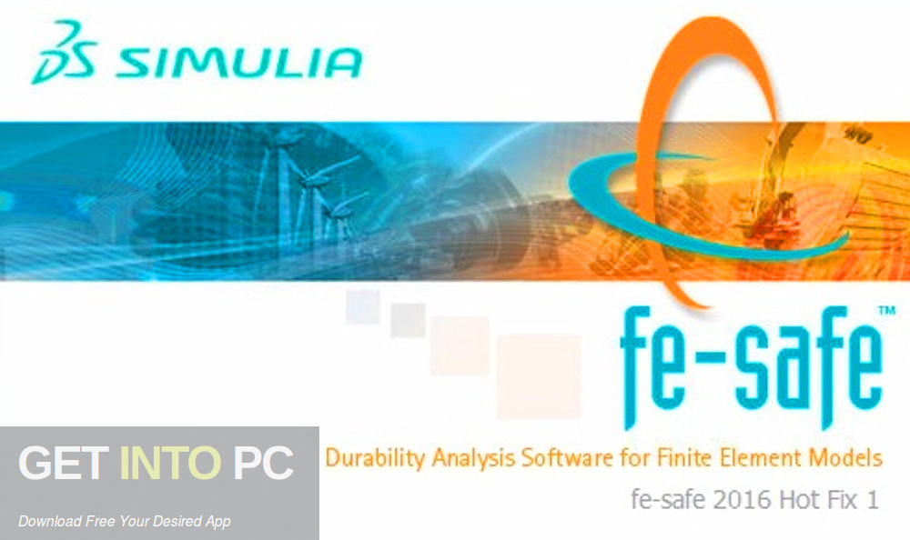DS SIMULIA FE-SAFE 2016 Free download-GetintoPC.com