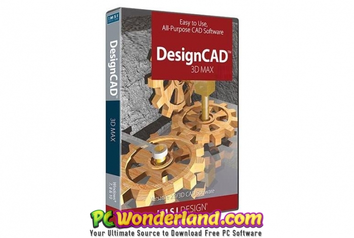 IMSI DesignCAD 3D Max 2019 Free Download - PC Wonderland