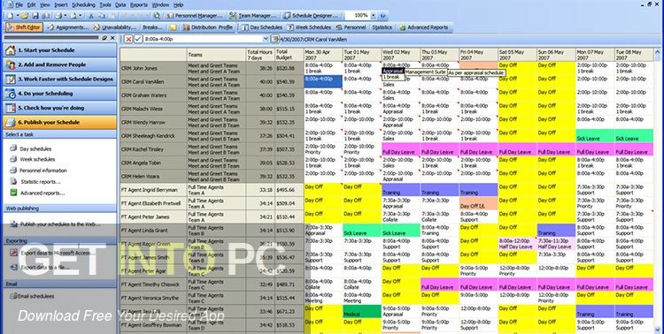 Intellicate Schedule24 v5.5.0 Free download