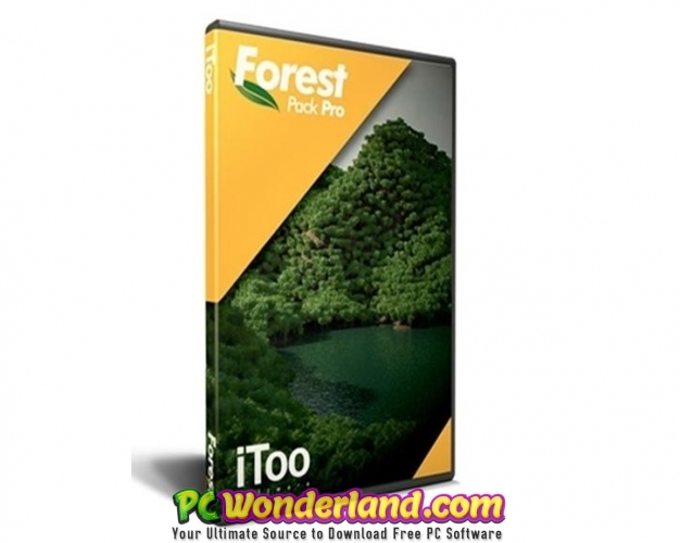 itoo forest pack pro 6 free download pc wonderland