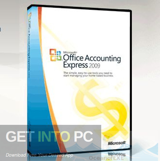 Microsoft Office Accounting Express US Edition 2009 Free Download - GetintoPC.com
