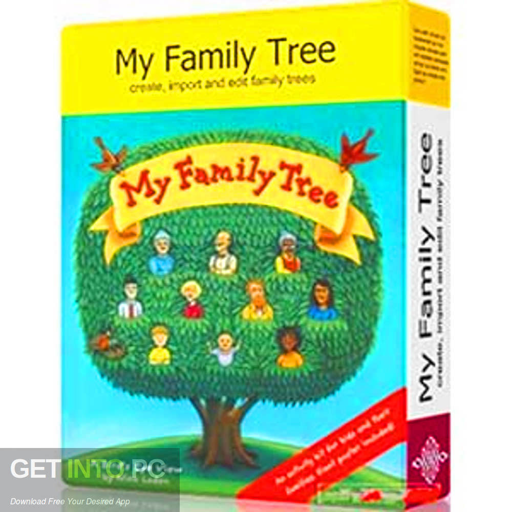 My Family Tree 2019 Free Download-GetintoPC.com