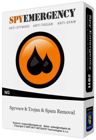 NETGATE Spy Emergency 24.0.650 Free Download