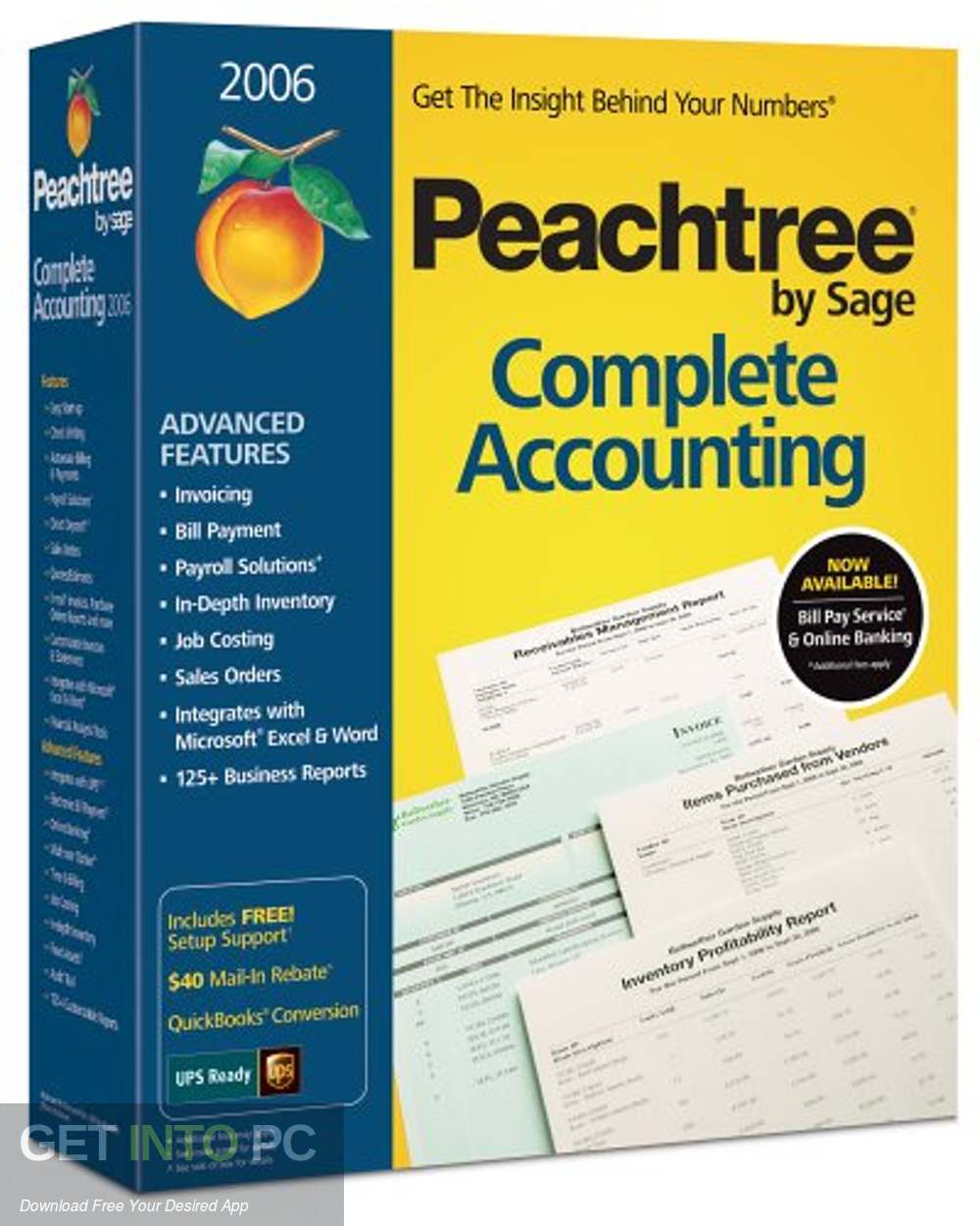 Peachtree Premium Accounting 2006 Download free-GetintoPC.com [19659005] Peachtree Premium Accounting 2006 Free Download-GetintoPC.com