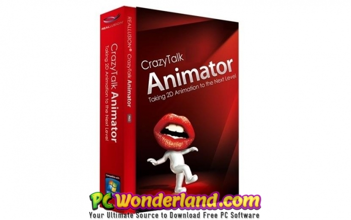Reallusion CrazyTalk Animator 3 pipeline resource Free Download - PC Wonderland