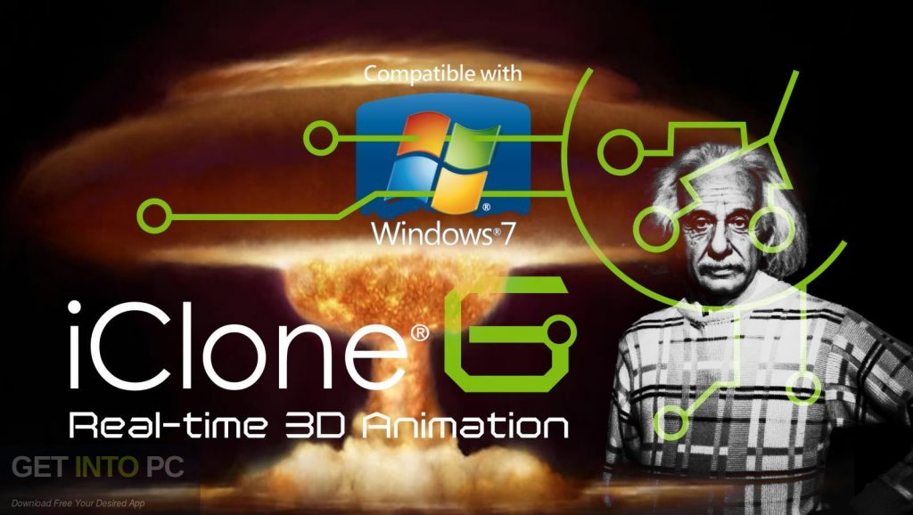 Reallusion iClone Pro 6 5 Free Download - Get Into PC