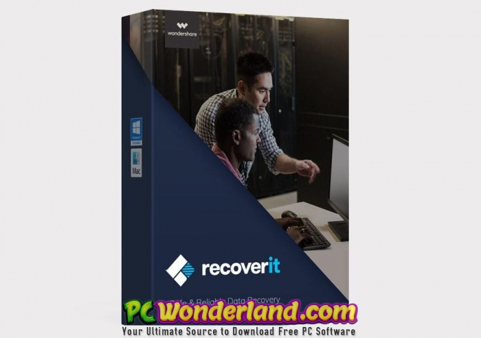 Wondershare Recoverit Ultimate 8 Free Download - PC Wonderland