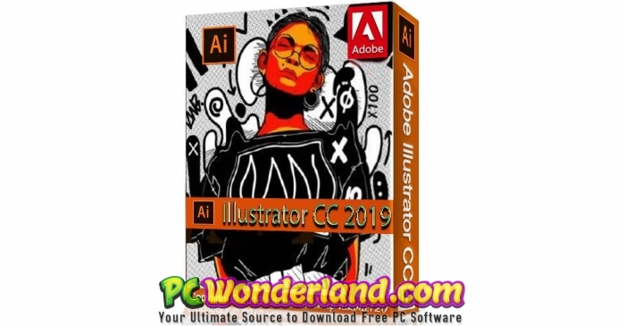 Adobe Illustrator CC 2019 Free Download - PC Wonderland