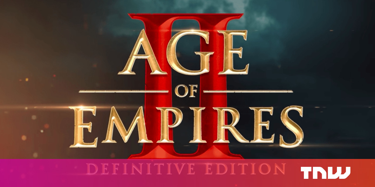 Age of Empires II: Definitive Edition arrives in 4K this October