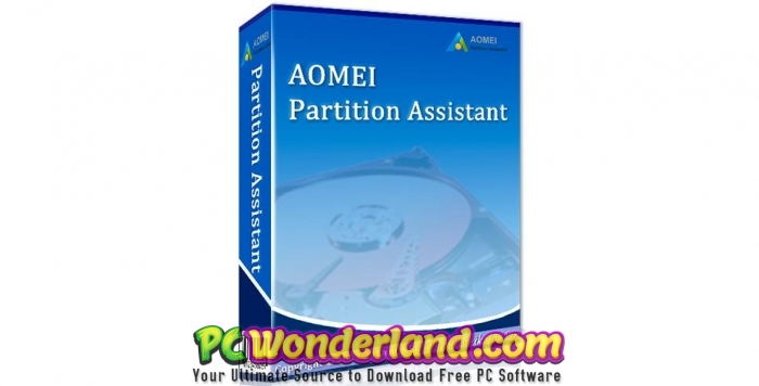 AOMEI Partition Assistant 8 Free Download - PC Wonderland