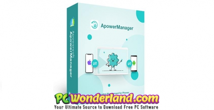 ApowerManager 3 Free Download - PC Wonderland