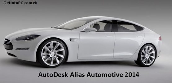 Autodesk Alias ​​Automotive 2014 Free Download