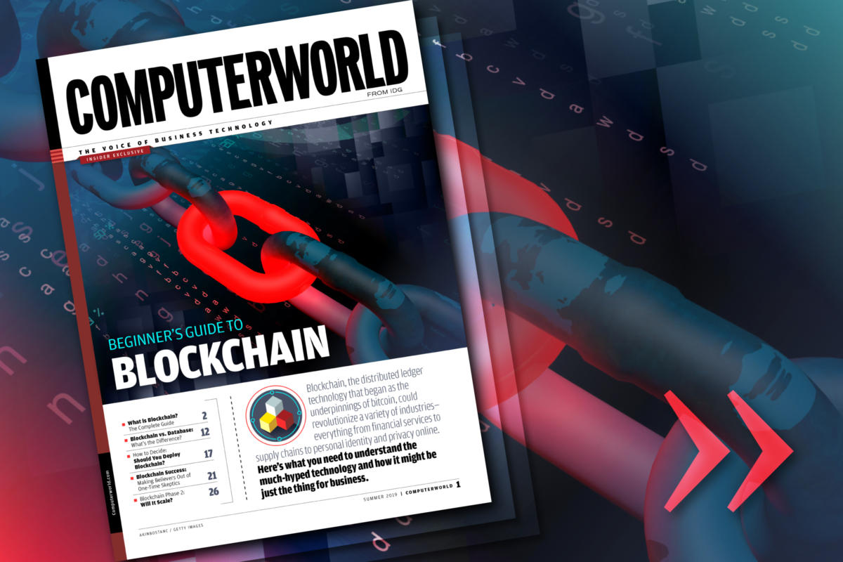 Download: Beginner's guide to blockchain