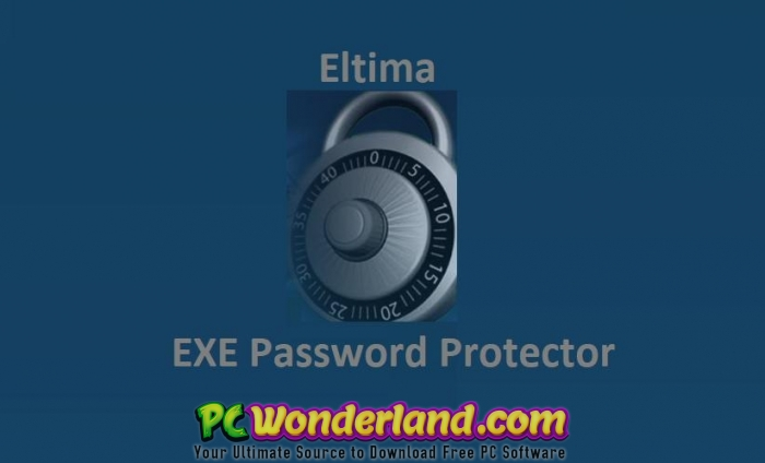 Eltima EXE Password Protector Free Download - PC Wonderland