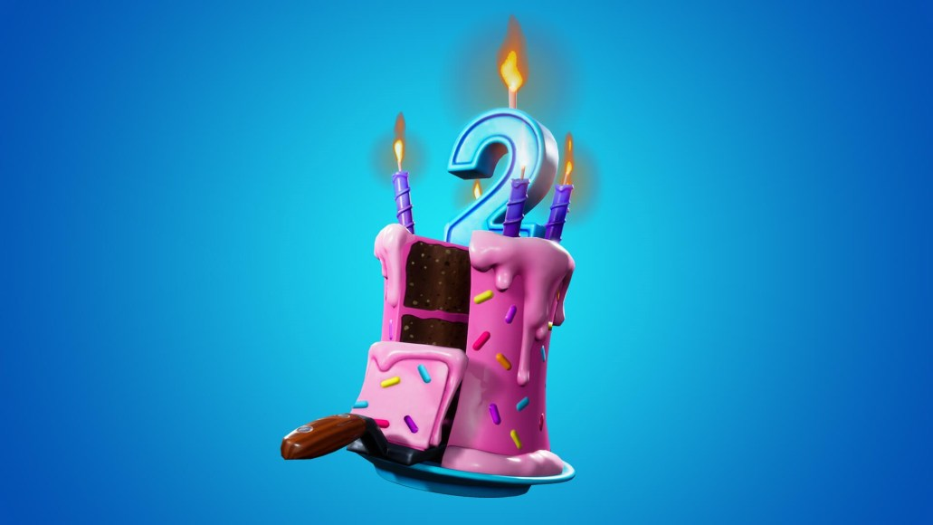 Fortnite video game's v9.41 update is now live on Xbox One with new weapons and birthday items