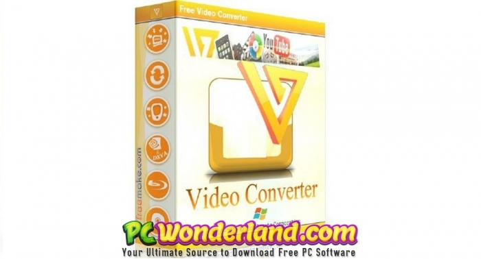 Freemake Video Converter 4 Free Download - PC Wonderland