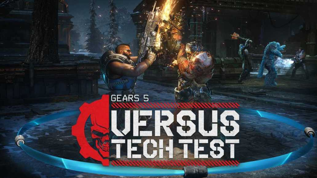 Gears 5 Versus Tech Test is now available for pre-download on Xbox One and Windows 10