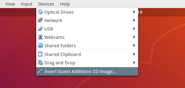 Virtualbox Guest Additions Ubuntu Guest Addition