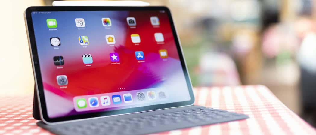 How to Use External Drives with iPad Pro Running iOS 13