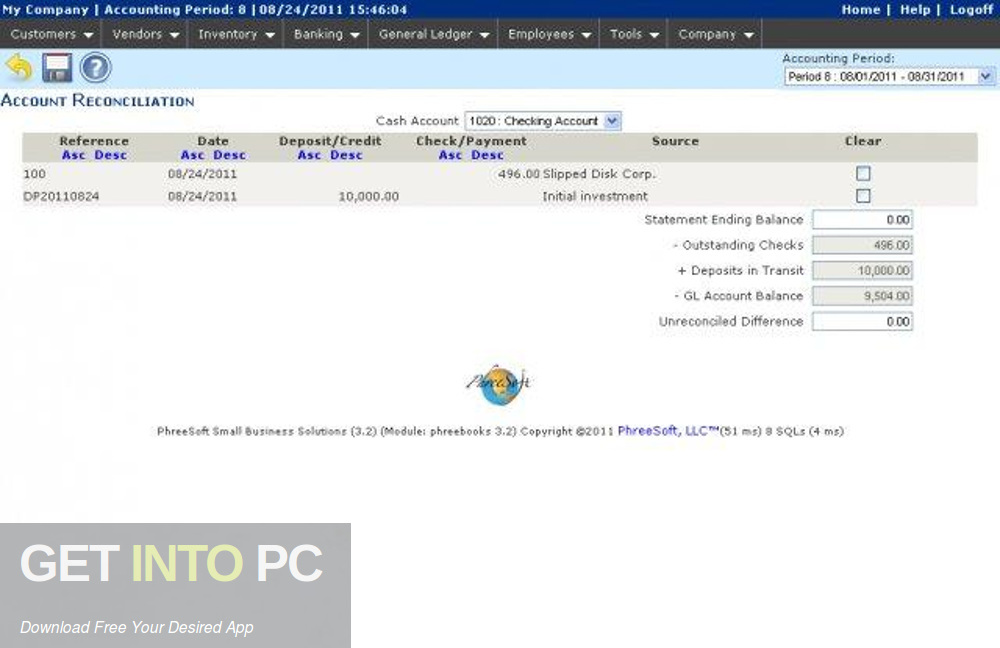 Komendant ERP: Small Business Administration, Accounting, CRM 2013 Offline Installer Downloader-GetintoPC.com