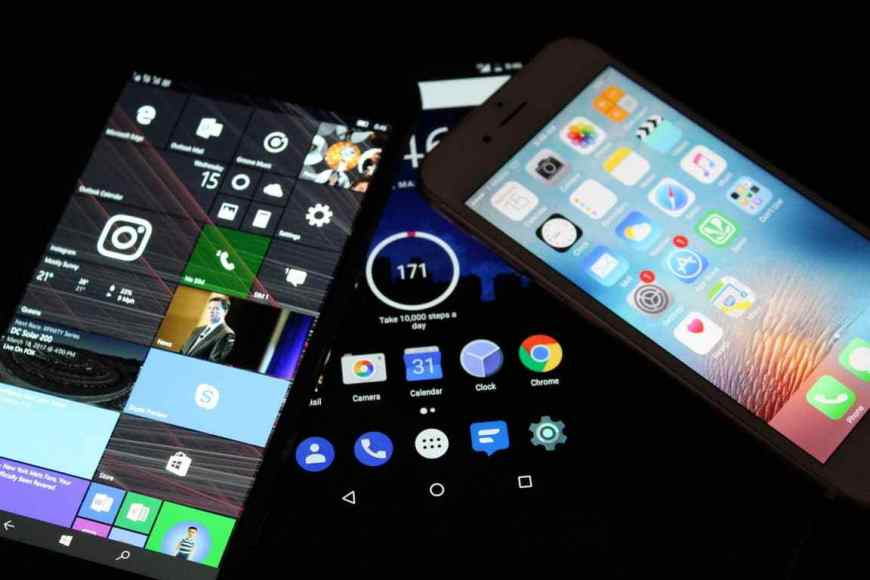 Life after Windows Phone: are you using Android or iOS?