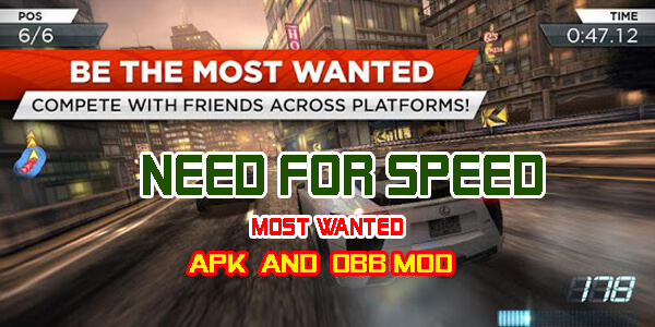 Need For Speed: Most Wanted APK & OBB Mod