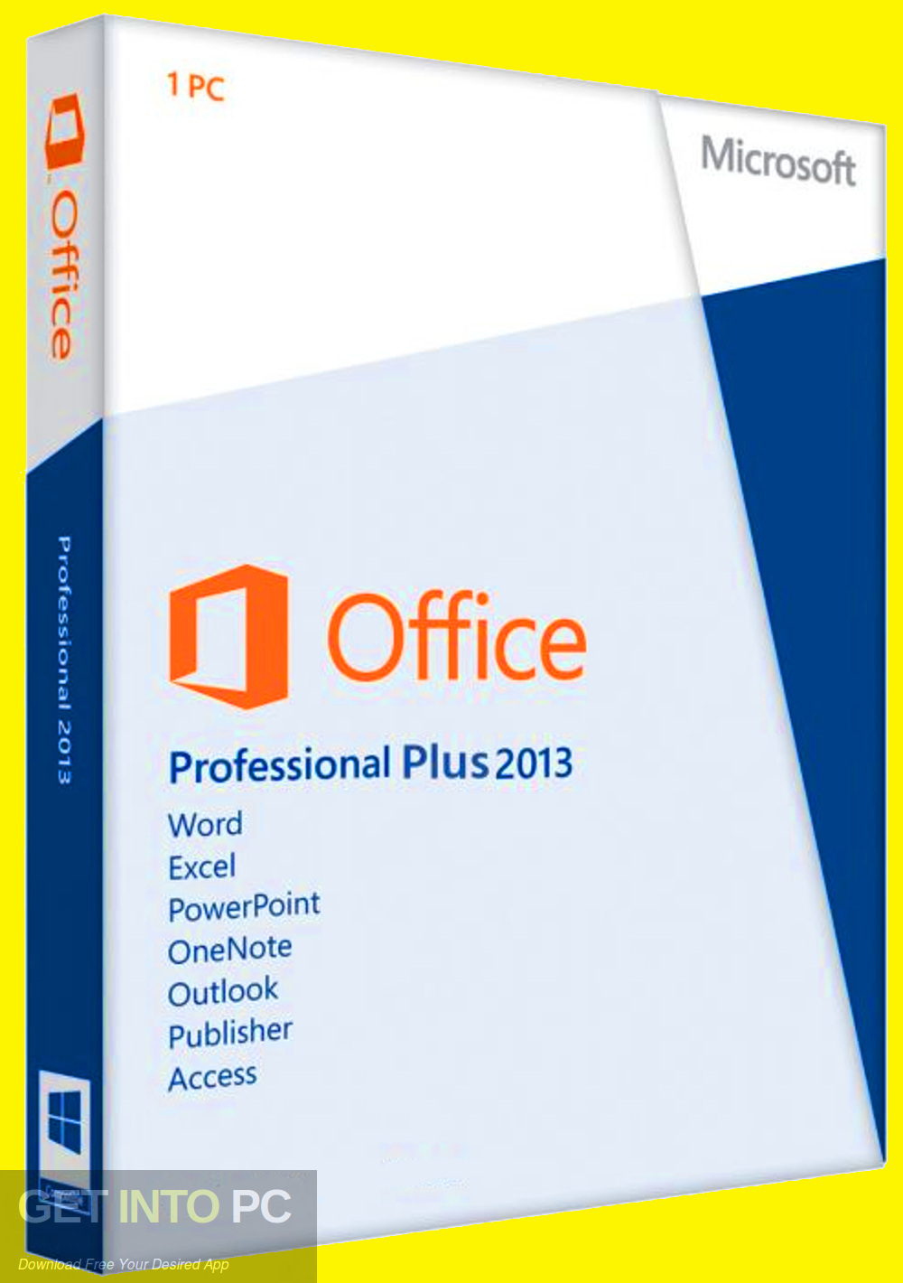 Office 2013 Pro Plus SP1 updated in July 2019 Free Download - GetintoPC. com