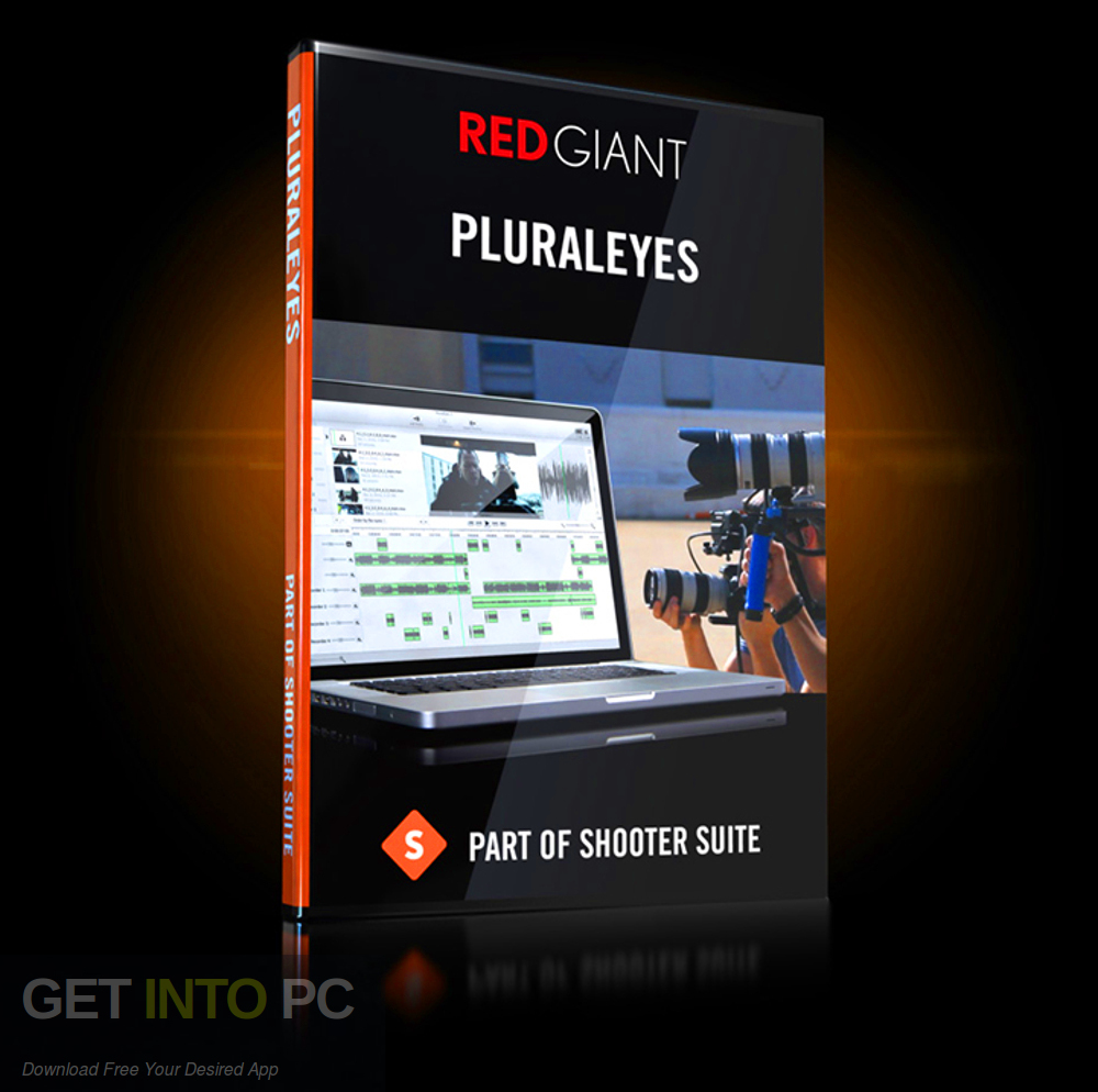 Red Giant PluralEyes free download-GetintoPC.com