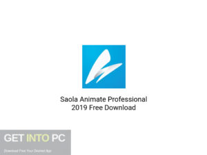 Saola Animate Professional 2019 Latest version Download-GetintoPC.com