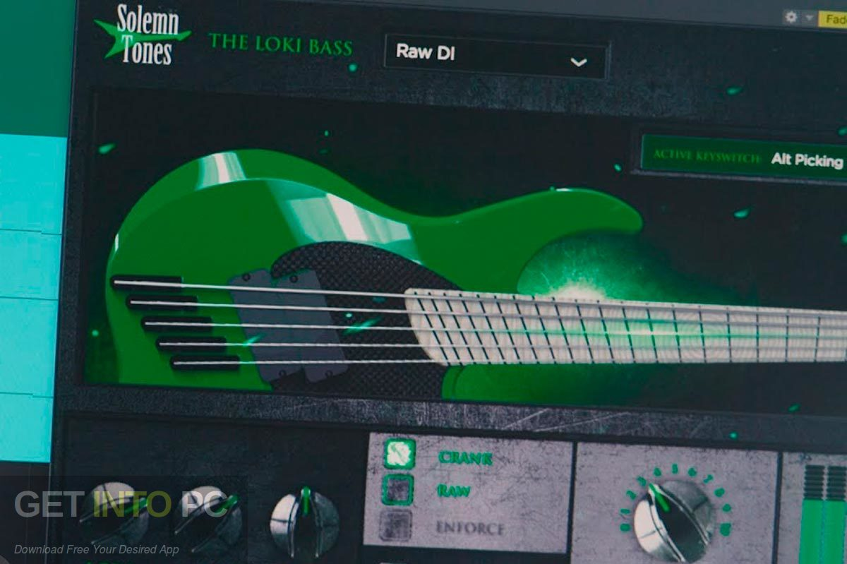 Solemn Tones - The Loki Bass VST Free Download - Get Into PC