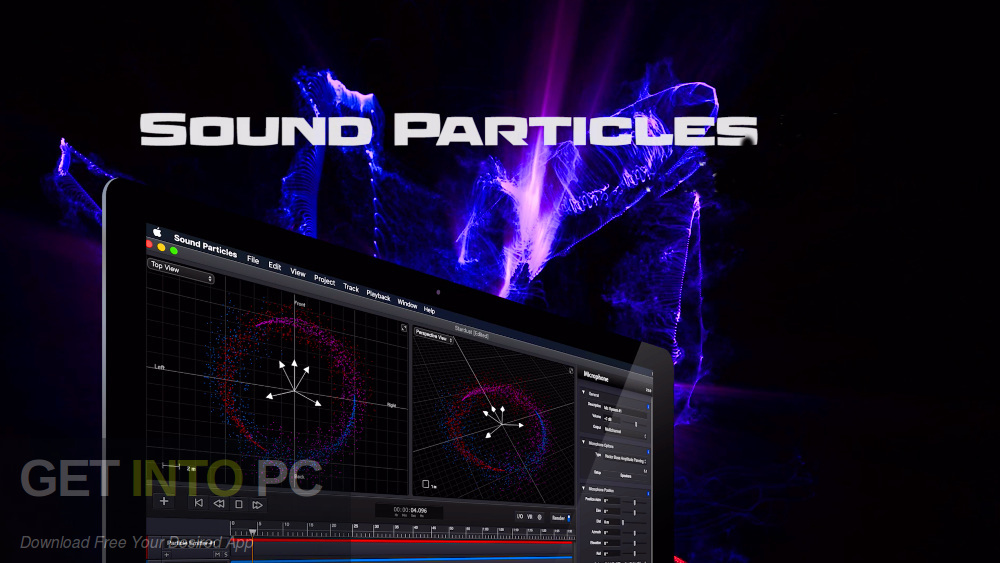 Sound Particles 2019 Download free-GetintoPC.com