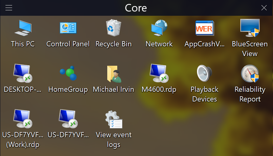 Stardock Fences 3.0. 8.1 Download of the latest version